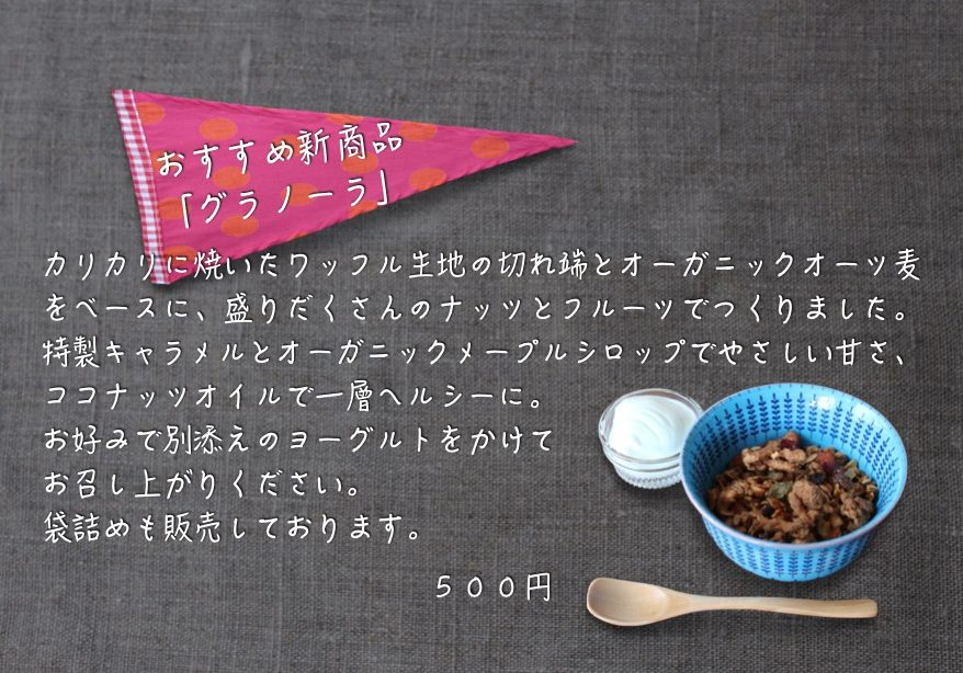 Granola_Introduction